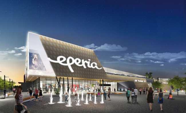 Icopal sa podielal na výstavbe Eperia Shopping Mall v Prešove!